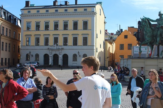 OURWAY Tours in Stockholm: A visit to the Royal Palace