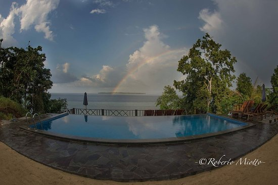 Raja laut coral view updated 2018 prices cottage reviews bunaken island indonesia - Raja laut dive resort ...