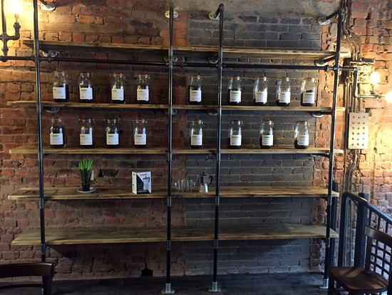 Bolton, UK: Coffee Blends