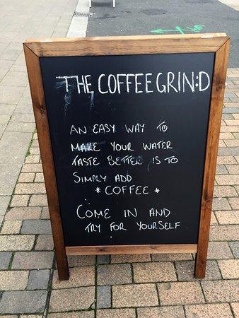 Bolton, UK: Blackboard Humour