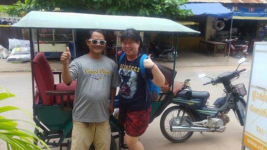 Bun Long Tuk Tuk - Day Tours: with our guide Bun Long