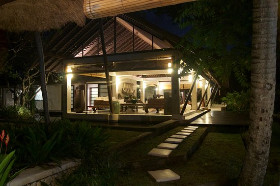 Ketewel, Indonesia: Lounge and Dinning Area