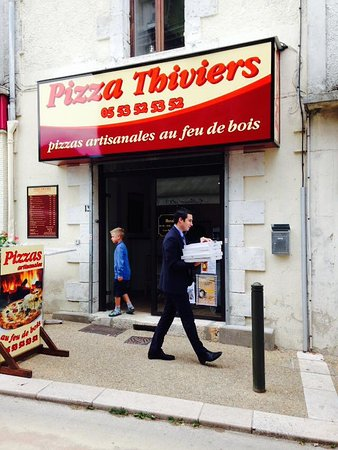 Thiviers, Fransa: Extérieur