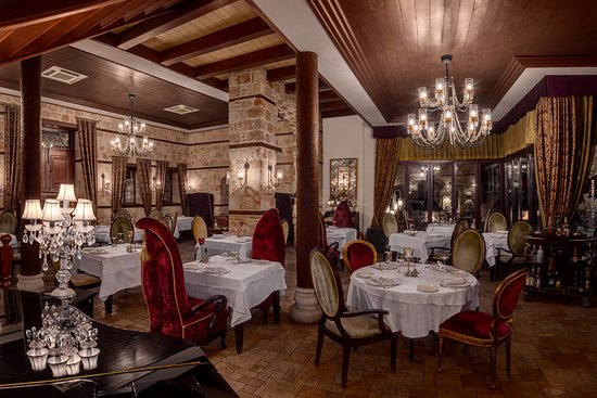 Seraser Fine Dining Restaurant: Seraser Interior 1