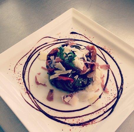 Taninges, Γαλλία: légumes marinés