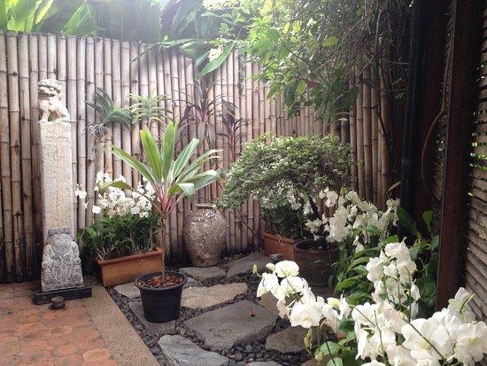 Chakrabongse Villas : Villa Entrance