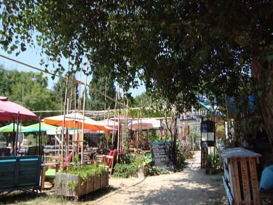 Saint-Martin-de-la-Place, Frankrike: le bato chez coco