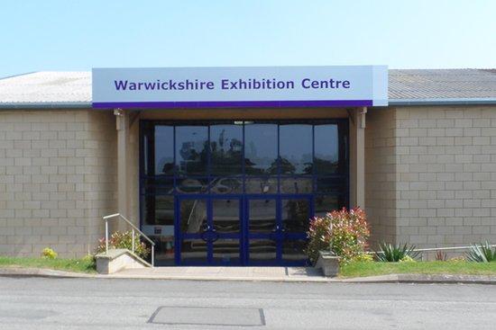 Leamington Spa, UK: Warwickshire Exhibition Centre