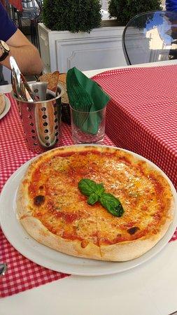 Gelsomino: пицца Маргарита