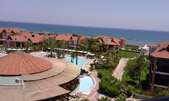 Aldiana Cyprus: Blick vom Hotelzimmer