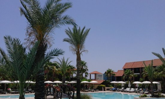 Aldiana Cyprus: Pool