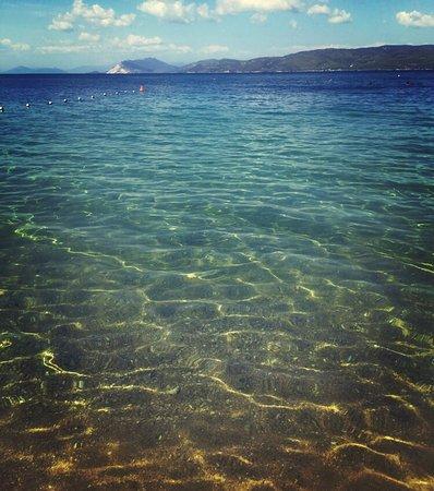 παραλία της Φτελιάς