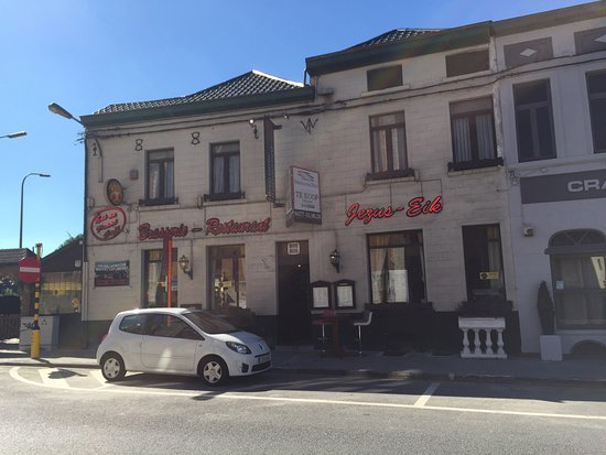 Overijse, Belgium: Brasserie restaurant Jezus - Eik
