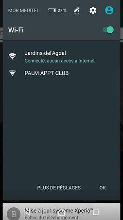 Hotel Les Jardins de l'Agdal: Screenshot_20160826-221148_large.jpg