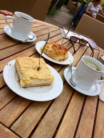 Der Beste Kuchen Bild Von Die Kupferkanne Kampen Tripadvisor