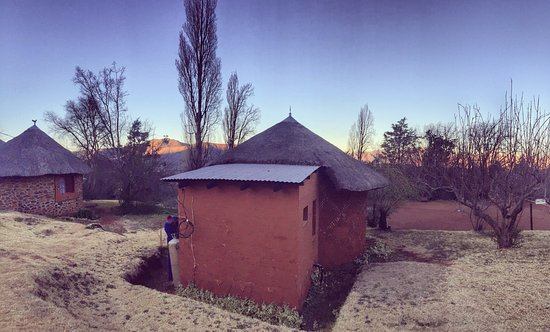 Obraz Malealea Lodge