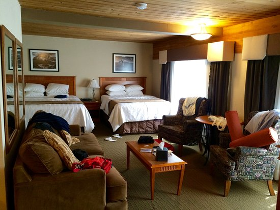 BEST WESTERN PLUS Siding 29 Lodge: Room 305