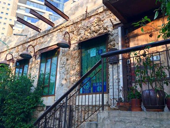 Trieste Neve Tzedek Boutique Suites: front of building