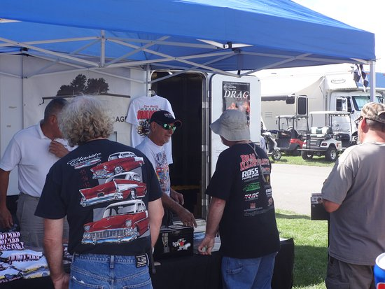 Clermont, IN: Don Garlits