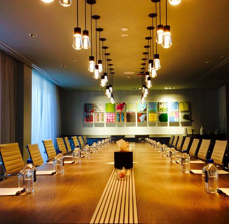 Hotel Commonwealth: Board Room meeting space