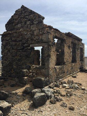 Washington-Slagbaai National Park, Bonaire: Ruínas