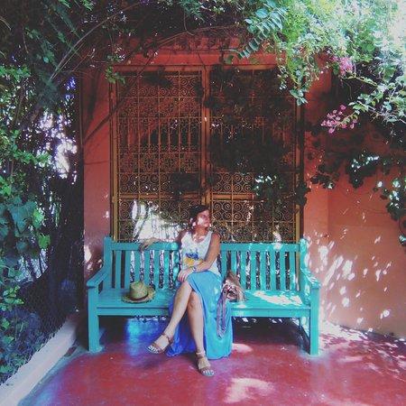 Jardin majorelle picture of jardin majorelle marrakech for Villas de jardin seychelles tripadvisor