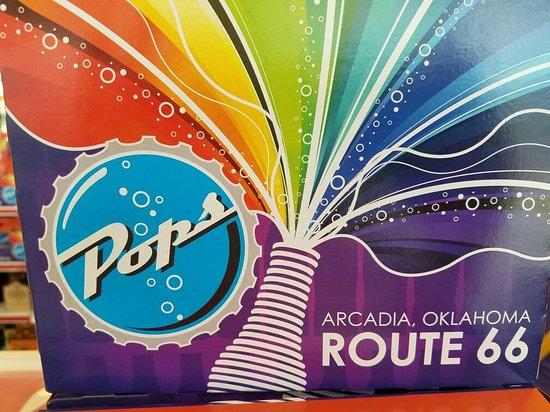 Arcadia, OK: Pop's