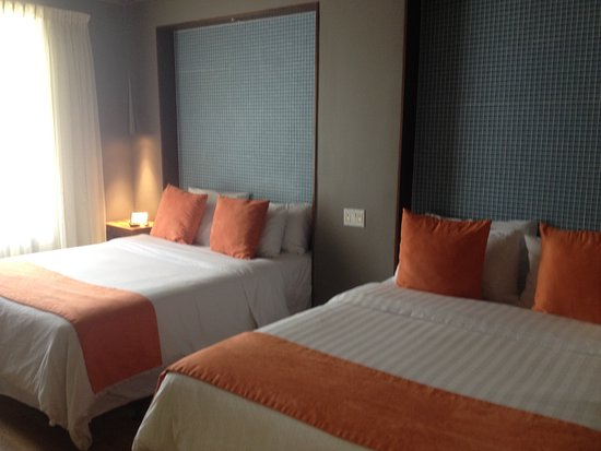 Nassau Suite Hotel Bild