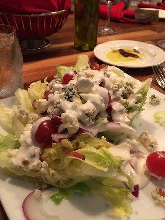 Runway 25: Chop salad