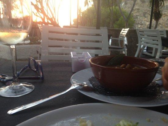 Restaurante Cerro Gordo: Potaje de rabo de toro
