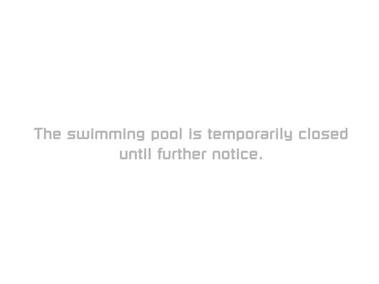 Monroe Hotel Beirut: Pool Temporarly Closed