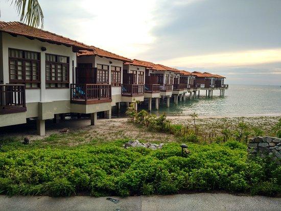 Tumasek premium sea view Chalets