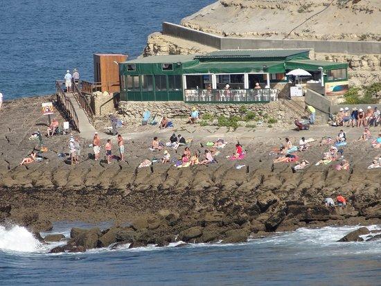 Atouguia da Baleia, Portekiz: Plus près de la plage...! difficile