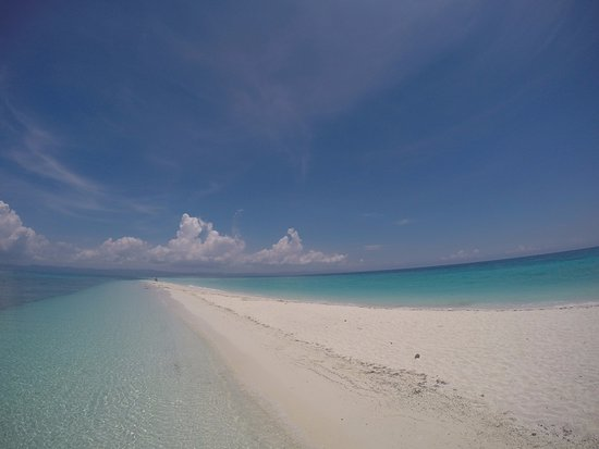 Palompon, Filipinas: The Sandbar