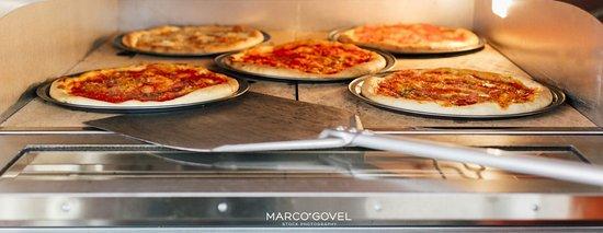 Las mejores pizzas artesanas de Vanta las Ranas