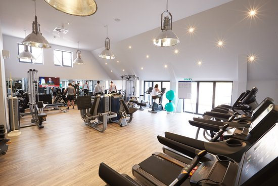 Streatley on Thames, UK: Gym