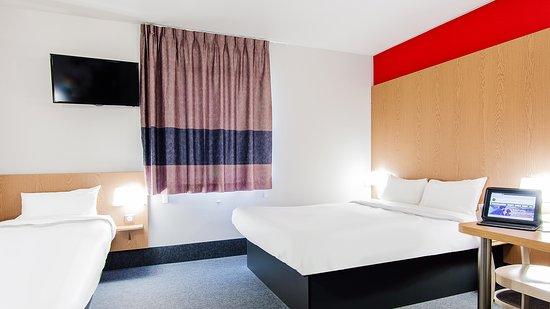 B b hotel royan la palmyre bewertungen fotos for Hotels royan