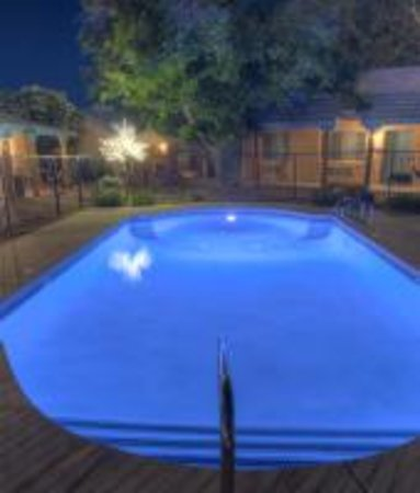 My Place Suites: Nights are gorgeous in Wickenburg