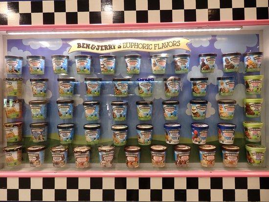 Waterbury, Βερμόντ: Ben & Jerry's