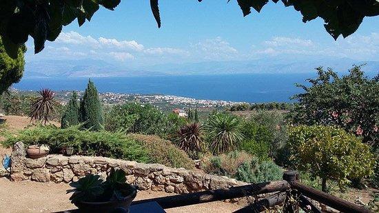 Akrata, Grekland: Amazing view, soulsoothing...