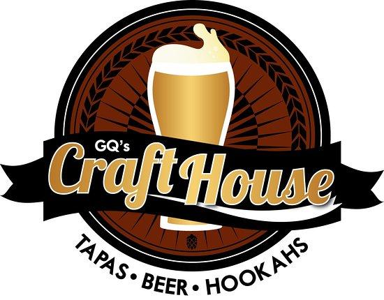 Lauderhill, ฟลอริด้า: GQ's Craft House Logo