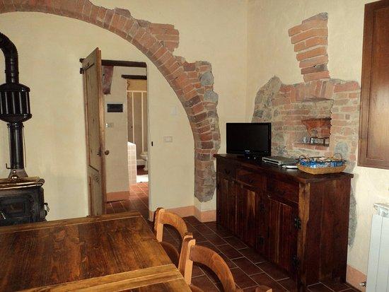 Borgo San Donnino: Appartamento archi