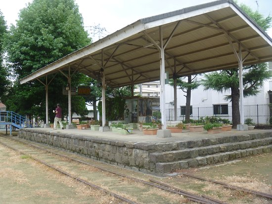 鳥取鉄道記念物公園 沢井手公園
