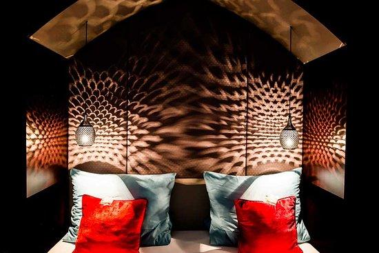 Bischofsmais, Alemania: Schlafzimmerromantik