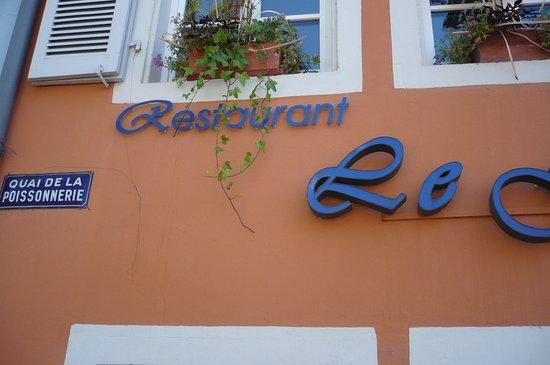 Le Frichti's : situation du restaurant