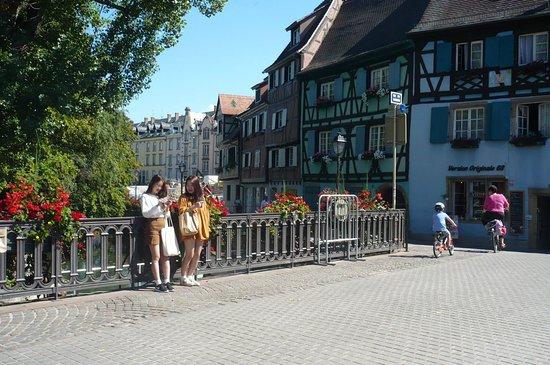 Le Frichti's: des maisons à colombages