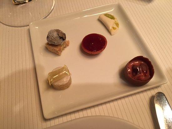 Pierre Gagnaire: Zoom dessert 1