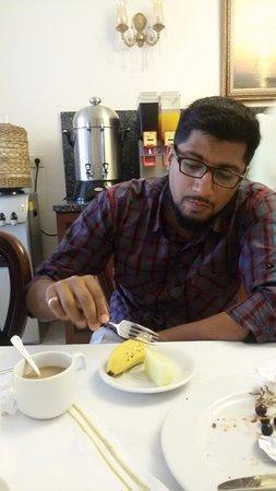 Sultan Palace Hotel : Breakfast!
