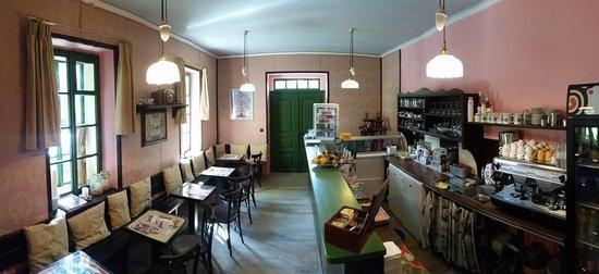 Benesov, República Checa: Rose cafe