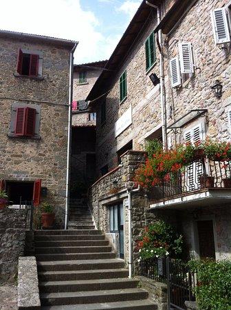 Piteglio, Itália: Vie medievali